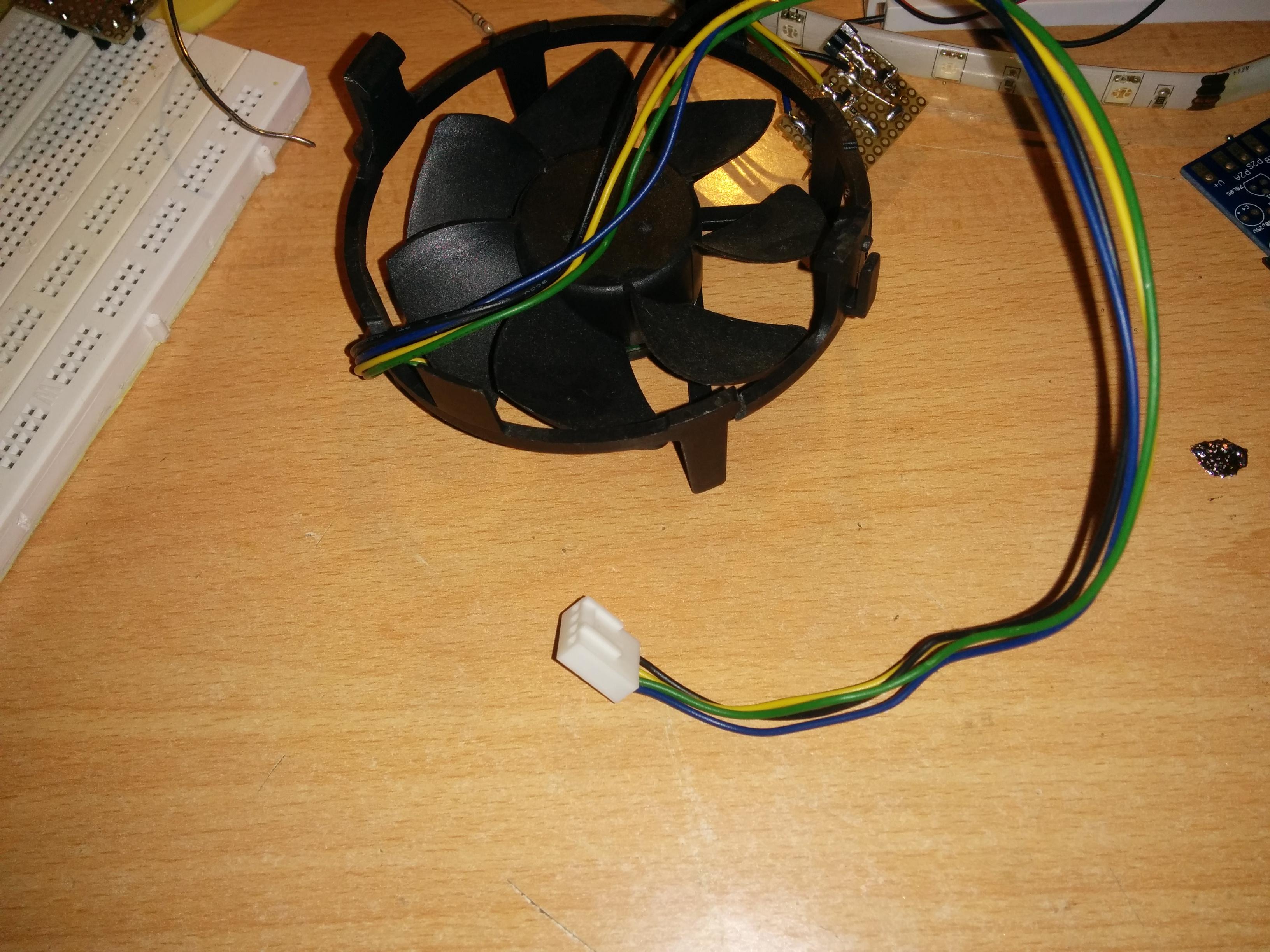 Schritt 8: Kabel für RGB Band