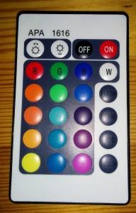 RGB Controller Fernbedieung