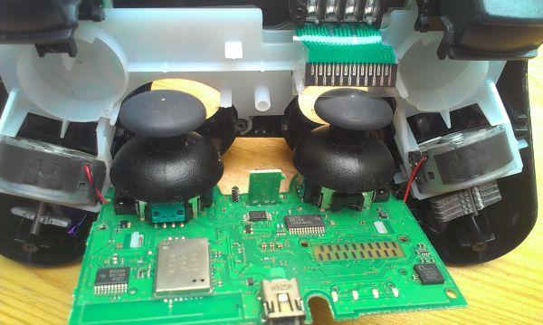 ps3 controller reparieren elektronik dachbude. Black Bedroom Furniture Sets. Home Design Ideas